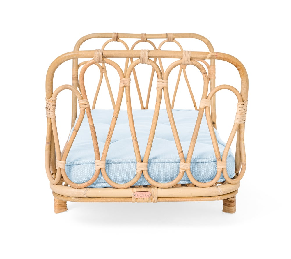 Image of Poppie Day Bed Baby Blue