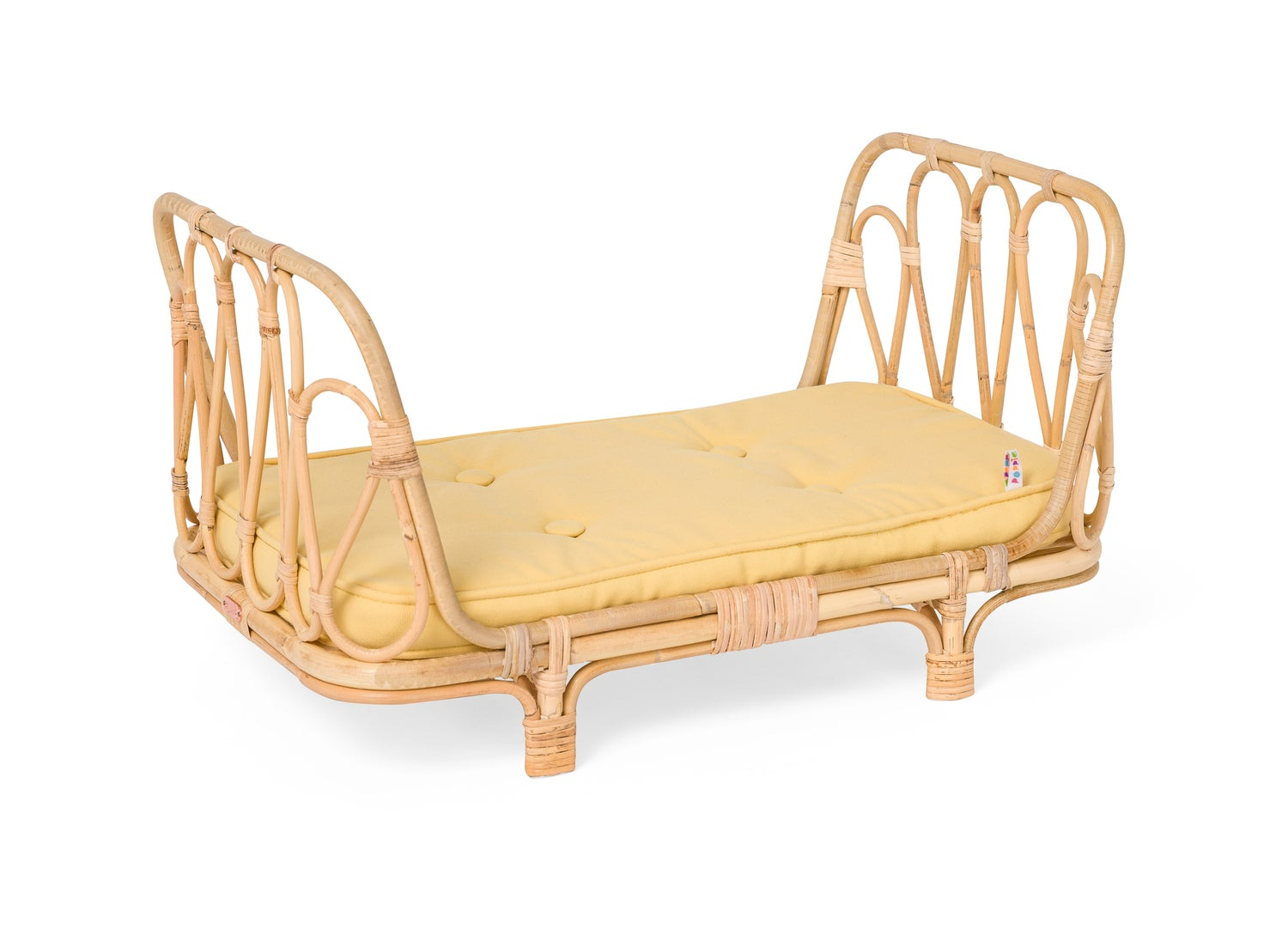 Image of Poppie Day Bed Yellow