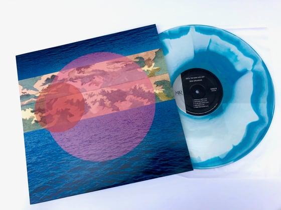 "Image of SEA DRAMAS • ""Until The Dark Goes Out"" • ""Ocean Haze"" Vinyl LP"