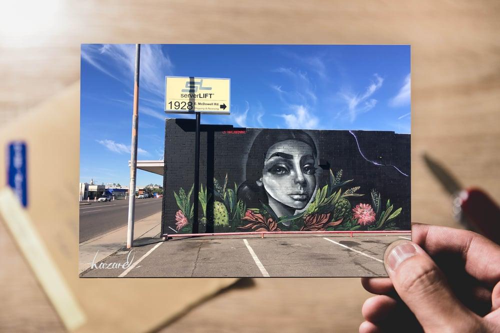 Image of Phoenix Rising Postcard