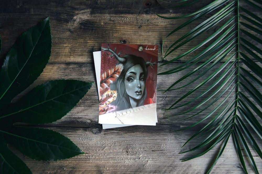 Image of Rødberg Postcard