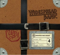 Image of Widespread Panic - Montreal 1997
