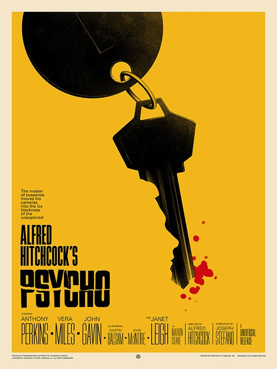 Image of PSYCHO (variant)