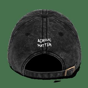 WEIRDOSH*T DENIM DAD CAP