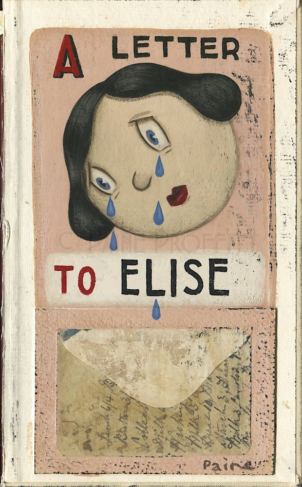 Image of A Letter To Elise