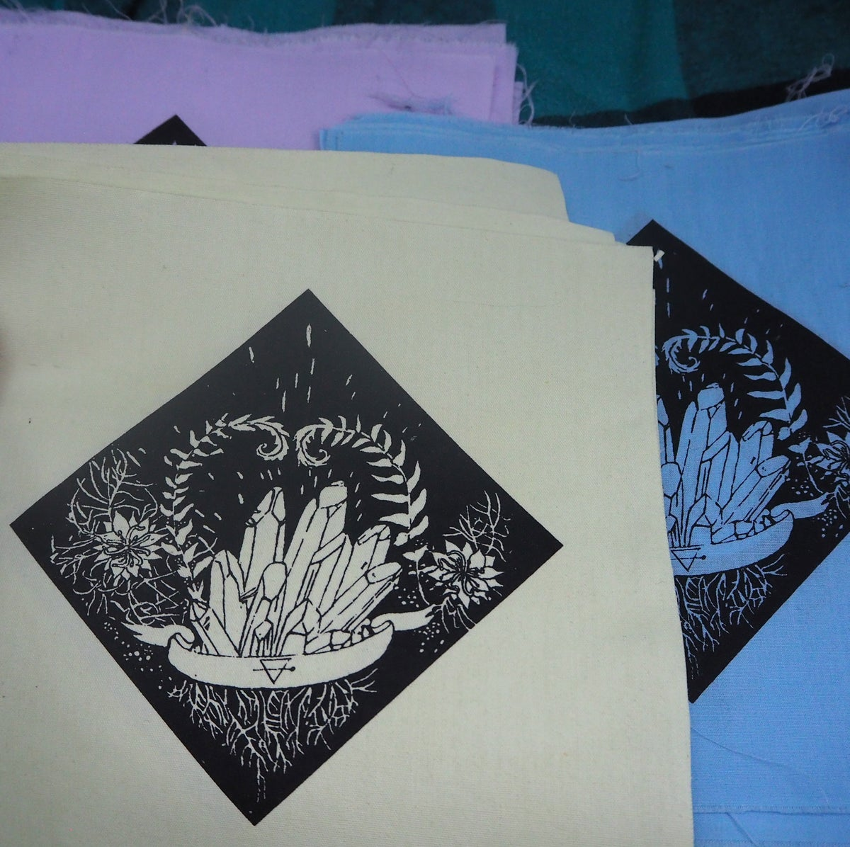 Image of Crystal Patch