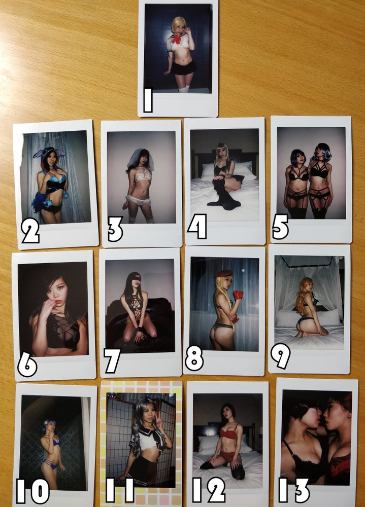 Image of LIMITED Polaroids