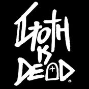 Image of Goth Is Dead shirt