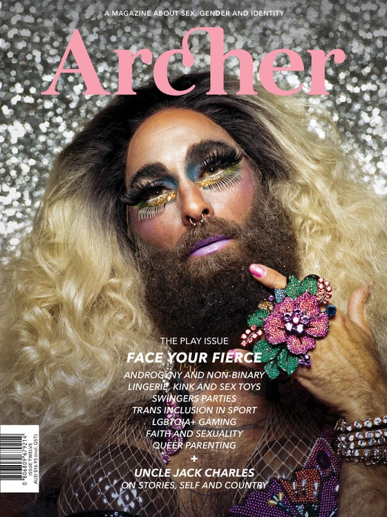 Image of ARCHER MAGAZINE #12 - THE PLAY ISSUE