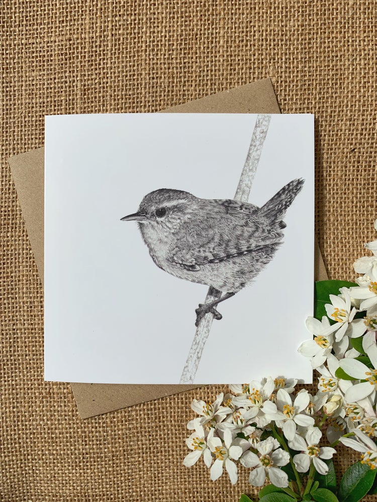 Image of 'Jenny' greetings card
