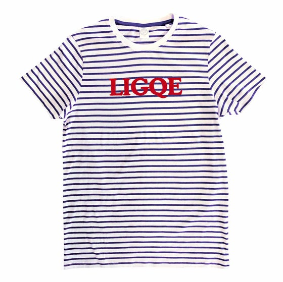 Image of STRIPE TEE
