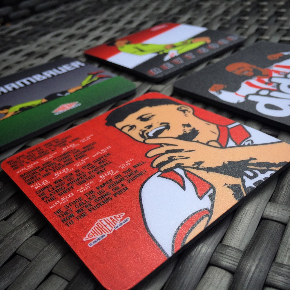 Image of Icons Coasters