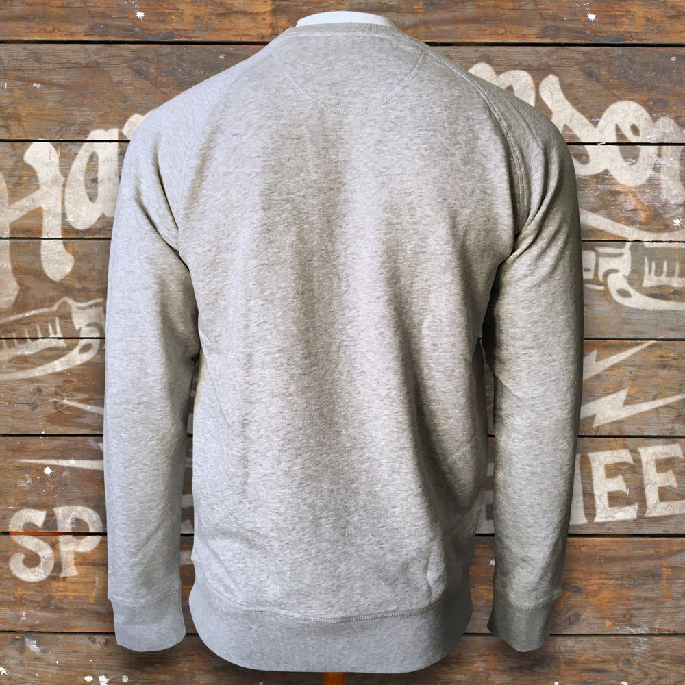 Image of DIRT TRACK ACE RAGLAN SWEATER