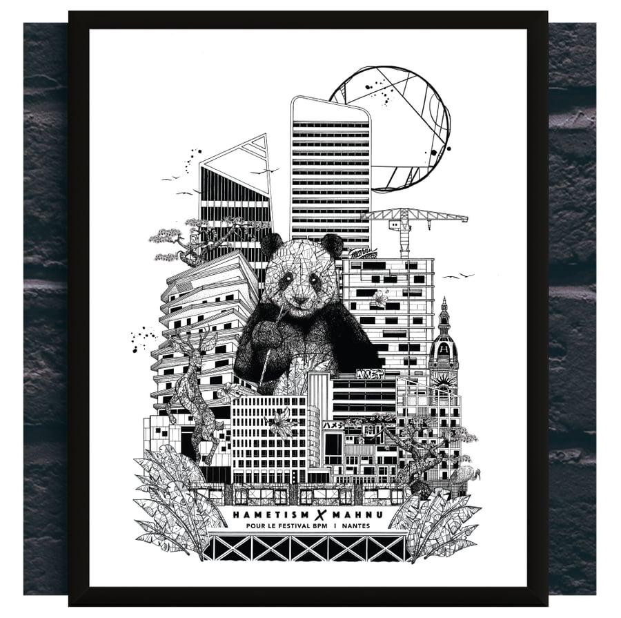 Image of PANDA CITY  BPM