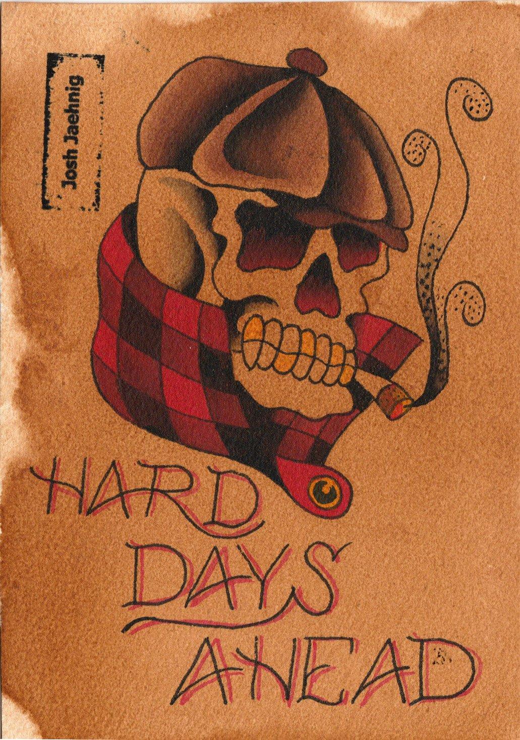 Image of Hard Days