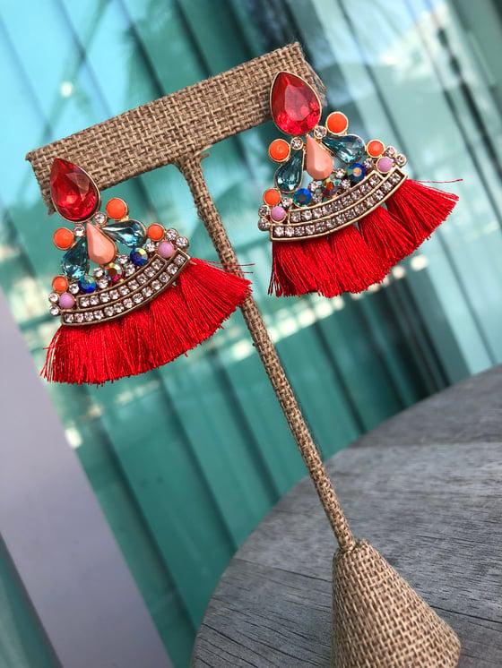 Image of Felicity earrings
