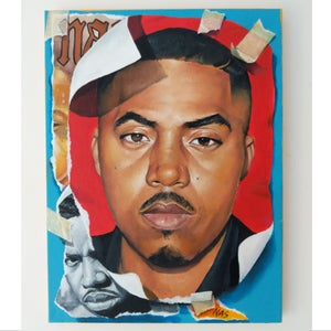 Image of Illmatic (ORIGINAL and LIMITED EDITION OF 25 PRINTS)