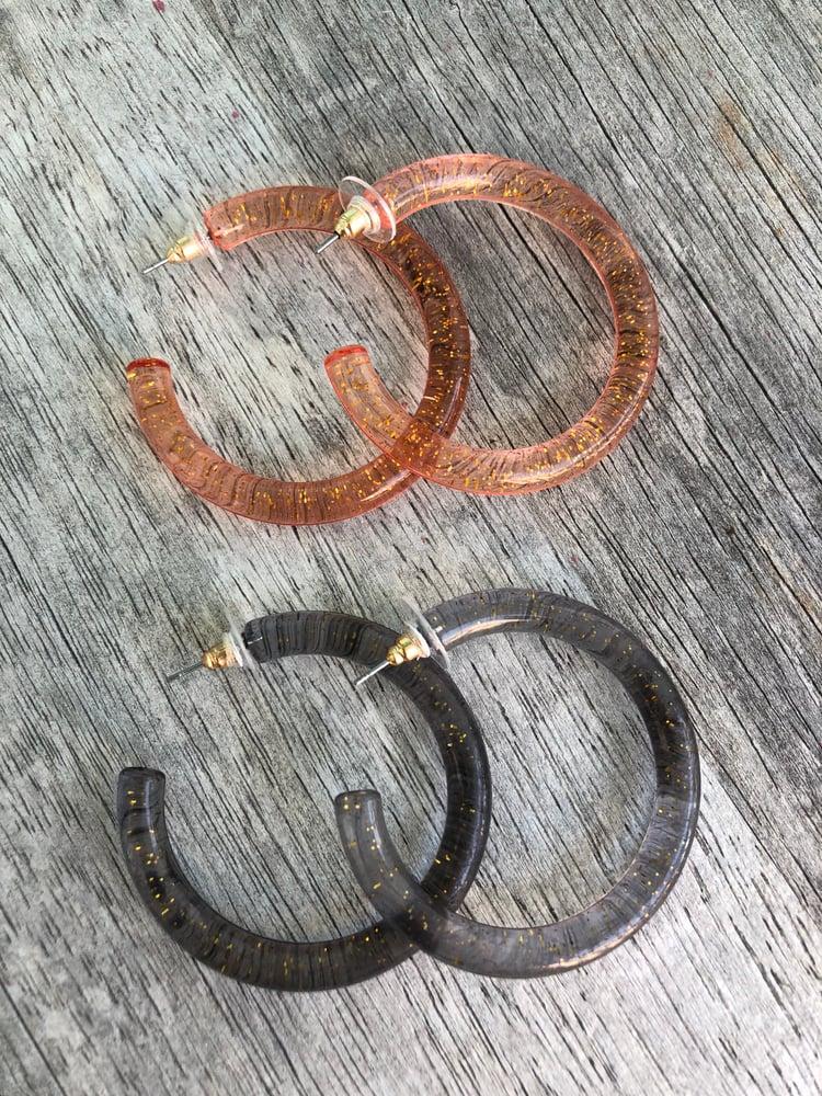 Image of Harlow hoops