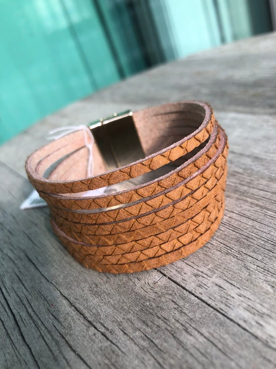 Image of Magnetic cuff bracelet