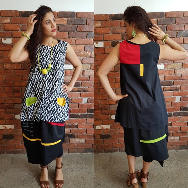 Image of Summer tunic #1, discount code SUMMER