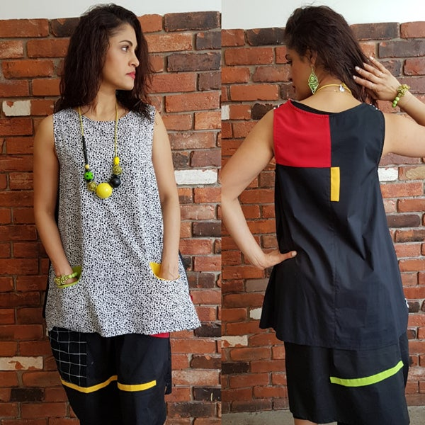 Image of Summer tunic #3, discount code SUMMER