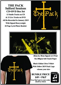 Image of THE PACK Salford Sessions Bundle