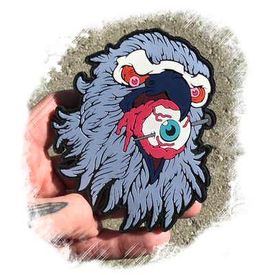 Image of Odin's Raven patch