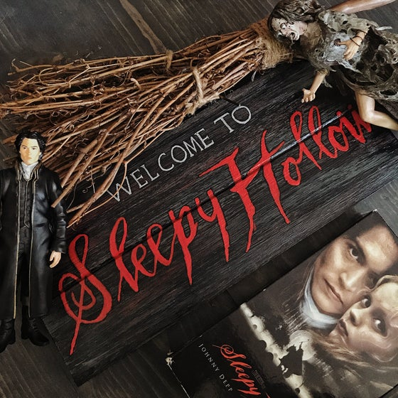 Image of Sleepy Hollow Sign