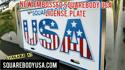SBUSA License Plate