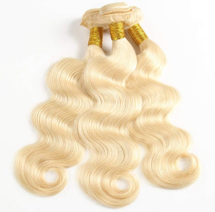 Image of Russian Blonde BodyWave BundleDeal