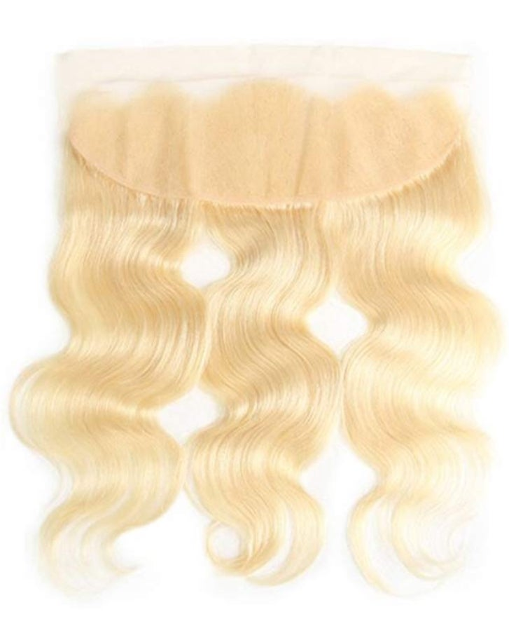 Image of  Russian Blonde Lace Frontal