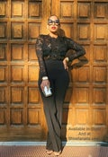 Image of Mihai Lace Jumpsuit