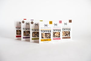 Image of Holm Made Toffee Co. - Assorted Flavors