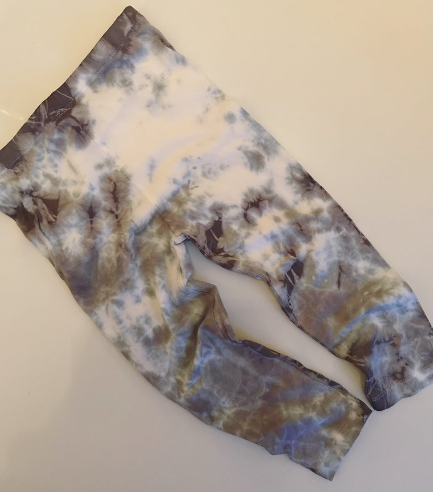 Image of Tye Dye Leggings ( Any Colour )