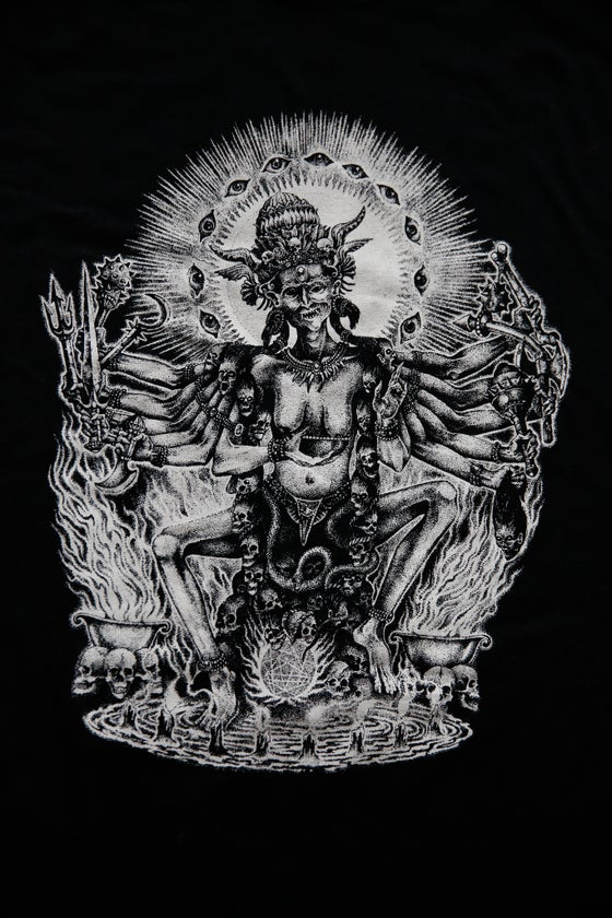 Image of CHAMUNDA T-SHIRT