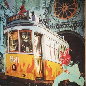 Image of Lisboa, tranvía nocturno