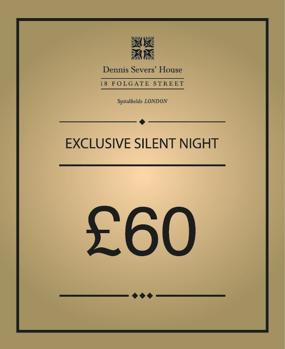 Image of 'Exclusive Silent Night'