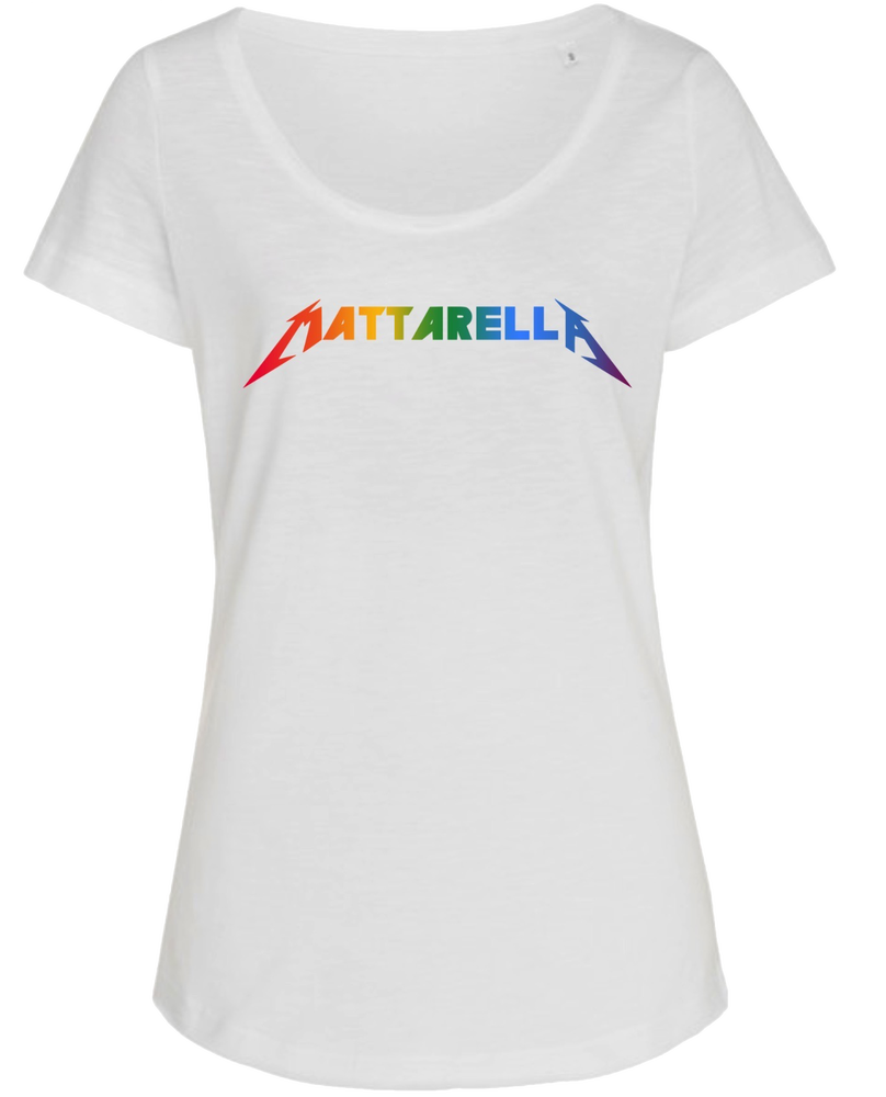 Image of Mattarella Rocks (Bianco) Donna Premium