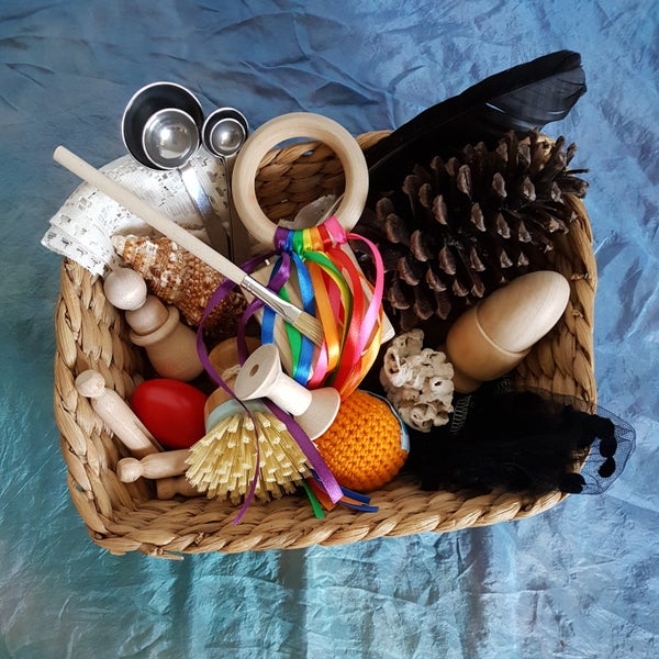 Image of Treasure Basket