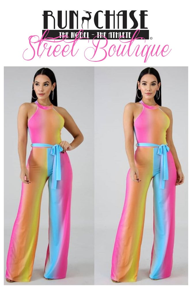 Image of Sherbert jumpsuit