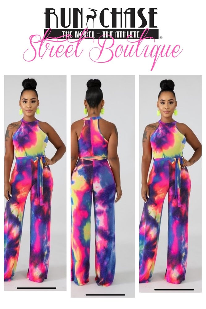 Image of Candy girl jumpsuit