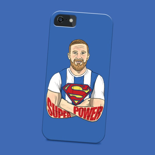 Image of Super Power phone case