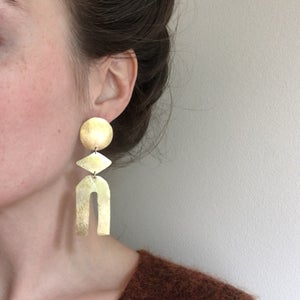 Image of XL rae earring