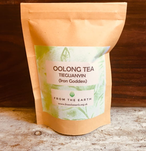 Image of ORGANIC OOLONG TEA - TIE GUAN YIN