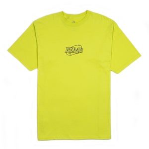 Image of Orbit T-Shirt (Lime)