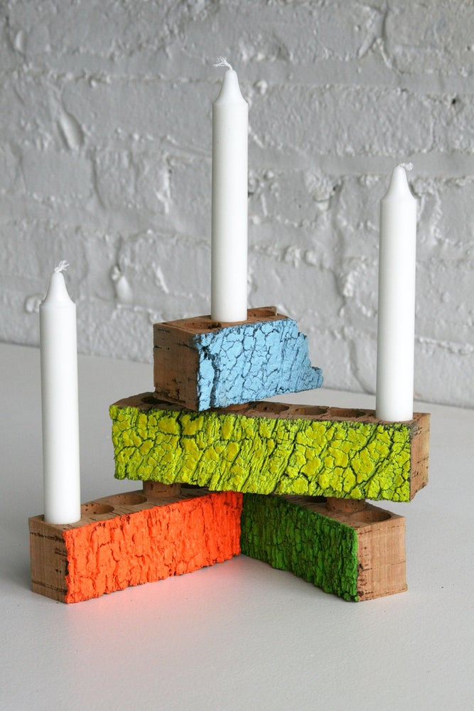 Image of Ligado Candle Holder