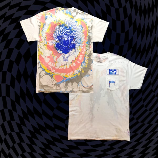 Image of Acid Creaper tee