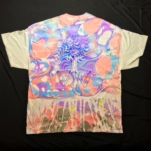 Image of Pink Sunshine Panther tee