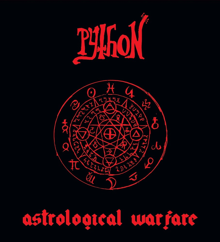 Image of PYTHON- Astrological Warfare DLP