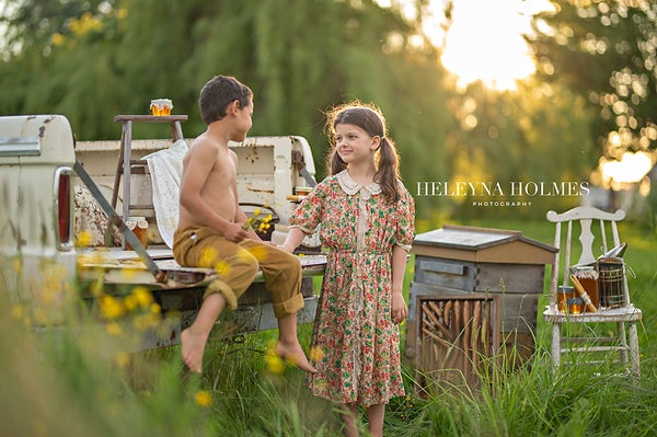 Image of Wild Hearts Farm | Summer | Honey Truck Mini Sessions